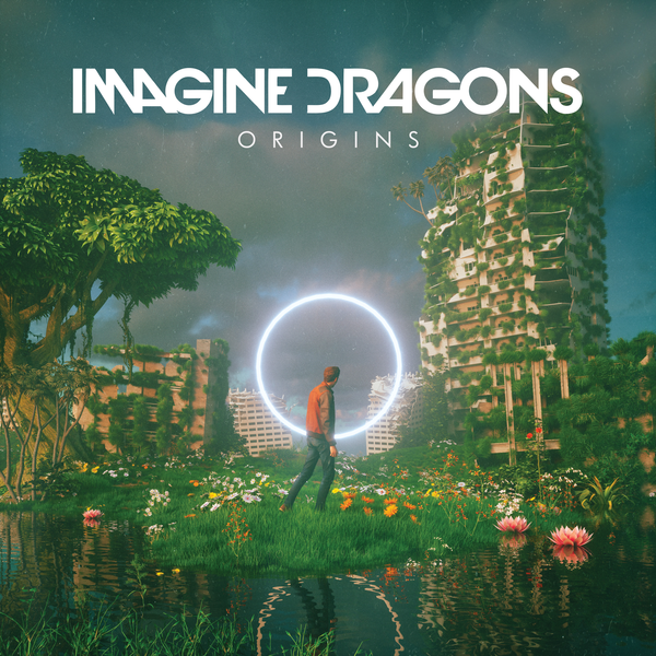 origins imagine dragons okładka albumu