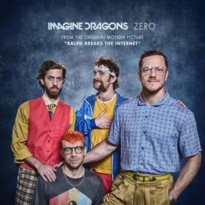 zero imagine dragons okładka albumu