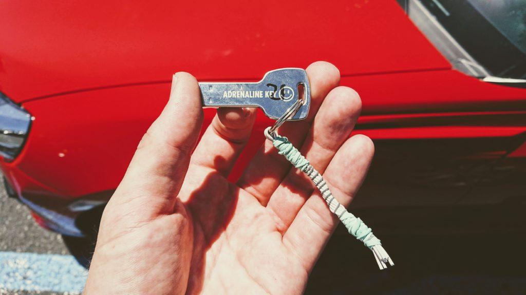 Pamięć USB w kształcie kluczyka