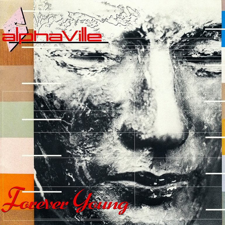 Alphaville okładka albumu Forever Young