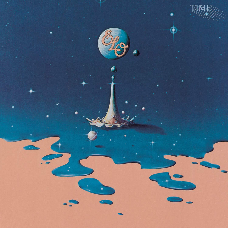 Okładka albumu Time