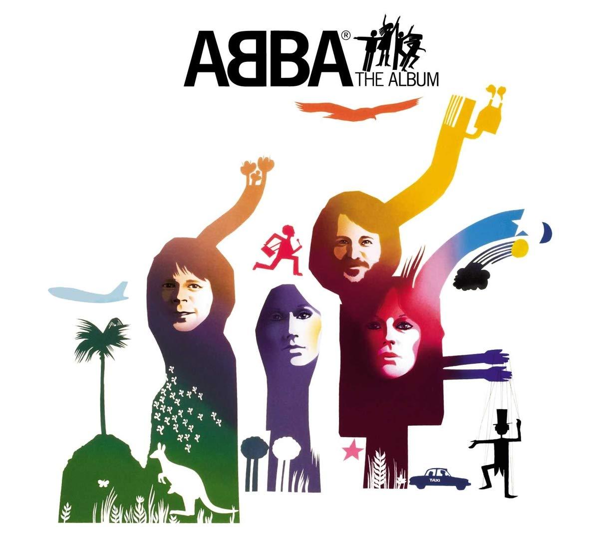 The Album okładka płyty