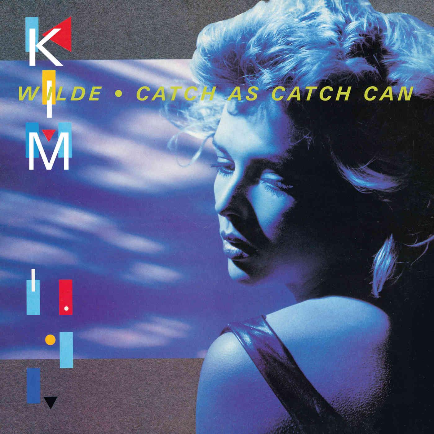 Okładka albumu Catch as Catch Can Kim Wilde